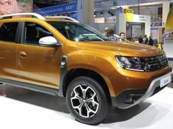 La nuova Dacia Duster. Afp