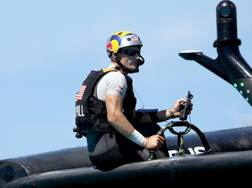 James Spithill AFP