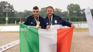 Diego Rizzi e Fabio Dutto pronti per la manifestazione