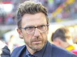 Eusebio Di Francesco, è il tecnico della Roma LaPresse