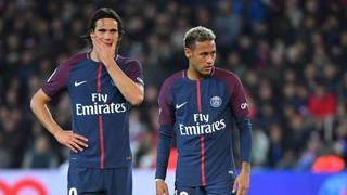 Cavani-Neymar, la crisi continua. LaPresse