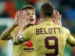 Belotti e Ljajic.