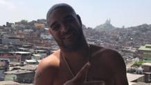 Adriano Leite Ribeiro, 35 anni. Instagram