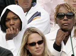 Serena Williams, 35 anni EPA