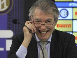 Massimo Moratti, 72 anni. GETTY IMAGES