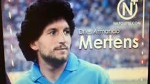 Il fotomontaggio di Dries coi capelli di Diego