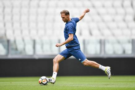 Benedikt Howedes, 29 anni, prima stagione alla Juventus