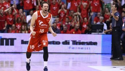 Daniele Cavaliero, 33 anni. Ciam/Cast