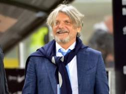 Massimo Ferrero, 66 anni. SAMPDORIA.IT