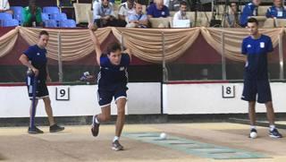 Mauro Roggero, medaglia di bronzo ai Mondiali di volo a Casablanca (Mar), specialità tiro progressivo