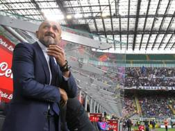 Luciano Spalletti, 58 anni. GETTY IMAGES