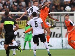 Cesena-Ascoli allo stadio  Dino Manuzzi. La Presse