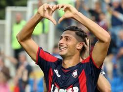 Rolando Mandragora, 20 anni, centrocampista del Crotone Getty