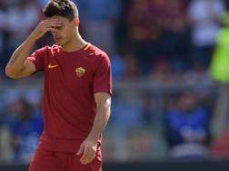 Diego Perotti, 29 anni, alla Roma dal 2016. Lapresse