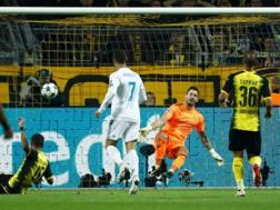 Ronaldo inarrestabile anche a Dortmund. Afp