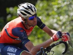 Vincenzo Nibali, 32 anni. EPA