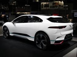 La Jaguar I- Pace