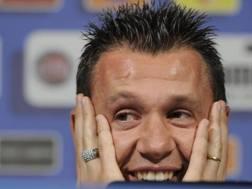 Antonio Cassano, 35 anni.