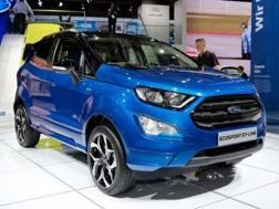 La Ford Ecosport