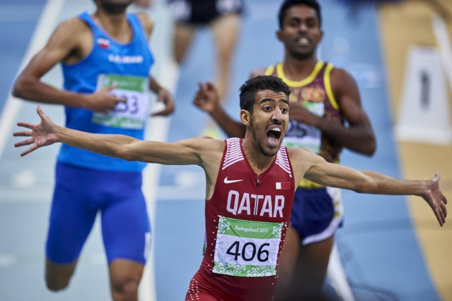 L'atletica ai Giochi asiatici in Turkmenistan