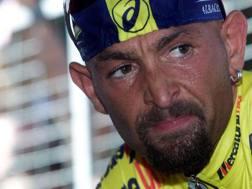 Marco Pantani, morto nel 2004 a 34 anni. Lapresse
