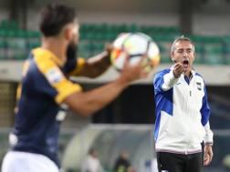 Marco Giampaolo, 50 anni. Ansa