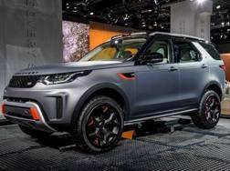 La Land Rover Discovery