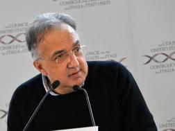 Sergio Marchionne. Ansa