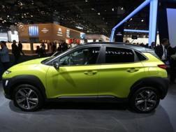 La Hyundai Kona