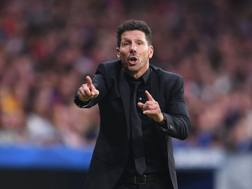 El Cholo Simeone, 47 anni. Getty Images