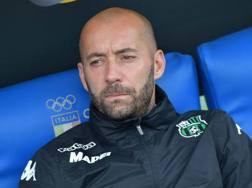 Cristian Bucchi, 40 anni. LaPresse