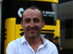 Robert Kubica, 32 anni. Lapresse