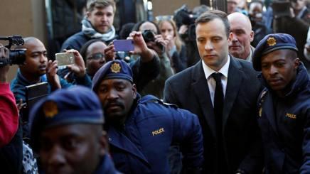 Oscar Pistorius, sudafricano. Reuters