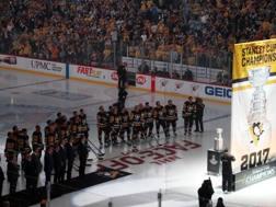 Festa a Pittsburgh: i Penguins celebrano il titolo 2017 REUTERS