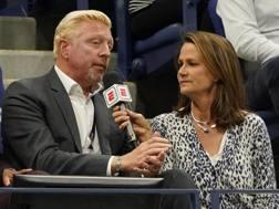 Boris Becker, 49 anni GETTY