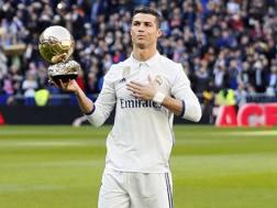 Crisitano Ronaldo. Lapresse