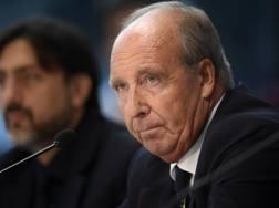 Gian Piero Ventura, 69 anni, c.t. azzurro dal 2016. Ansa