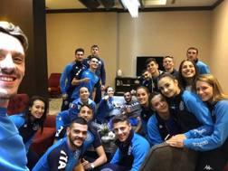 La Nazionale italiana di karate