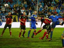 Sette gol a Sarajevo. Reuters