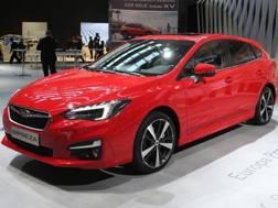 La nuova versione della Subaru Impreza