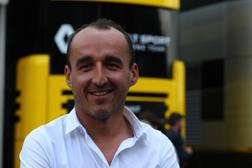 Robert Kubica LAPRESSE