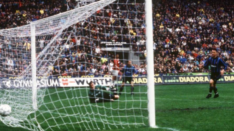 """Inter, Taccola e il derby '93 """"Gullit? Ho ancora gli incubi Berti e Allegri, che notti…"""""""