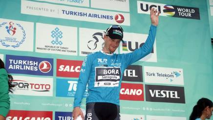 Sam Bennett, 26 anni. Bettini