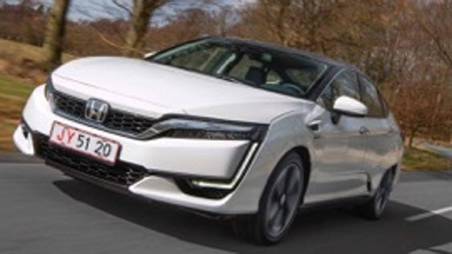 Honda Clarity, l'idrogeno prova a farsi largo