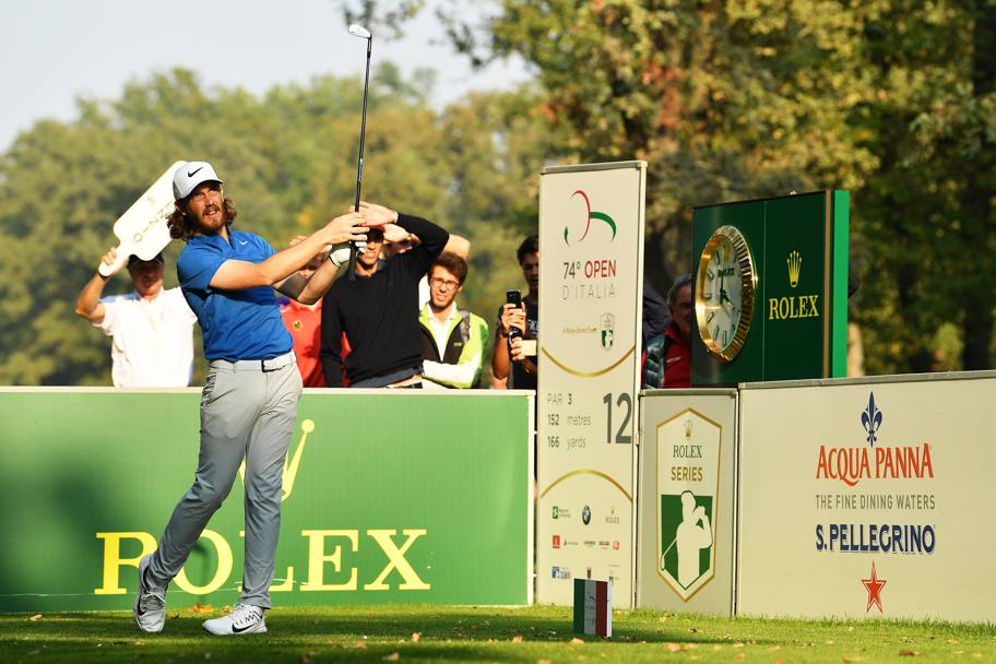 L'inglese Tommy Fleetwood (Getty Images)