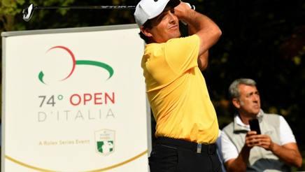 Francesco Molinari, 34 anni, 4 titoli vinti in carriera. Getty Images