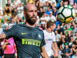 Borja Valero, 32 anni, centrocampista. Si è trasferito in estate all'Inter.AFP