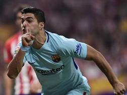Luis Suarez, 30 anni. Afp