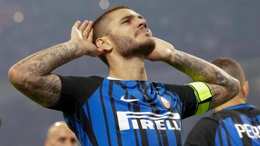 Pazza Inter, derby al 90′!  Icardi: tripletta da re Cuore Milan ma non basta