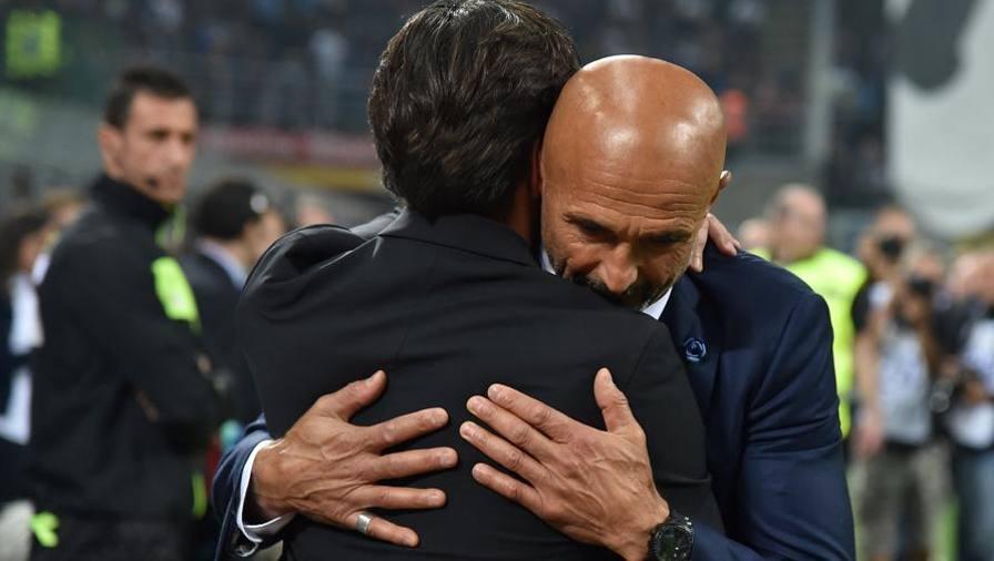 """Spalletti: """"Mauro grandioso Il Napoli? Ha rosa più ampia"""""""